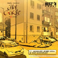 Pantu presents Hot Cookie vol.1 / Graphic by Urbanmagic