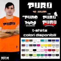 5 modelli, 40 colori