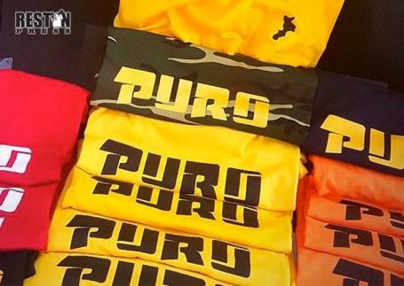 Puro t-shirts